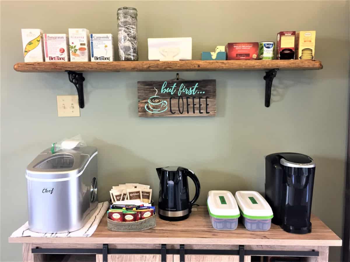 Candlelight B+B | Coffee Station