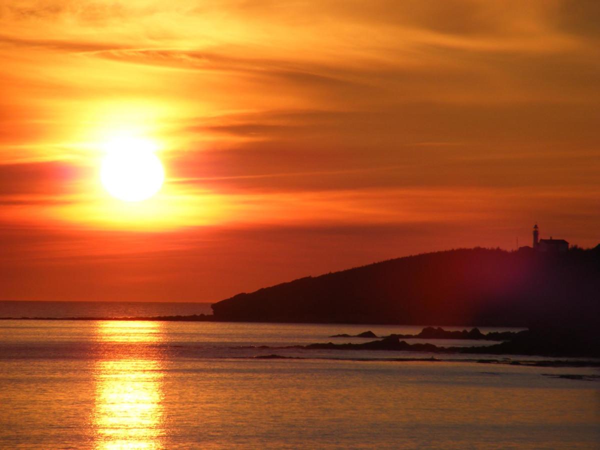 Sunset   Rocky Harbour, NL